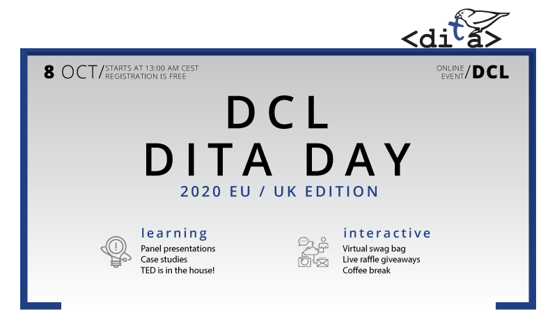 DCL DITA Day 2020 EU-UK Edition